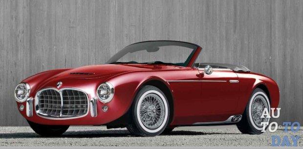 Ares Design представляет разработку, основанную на Maserati Spyder