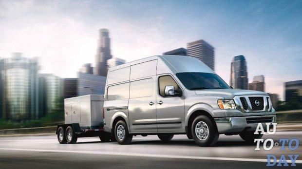 Стоимость Nissan NV Cargo и NV Passenger возрастает