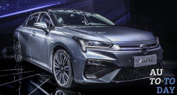 GAC начнет конкурировать с Tesla вместе с новым Aion S