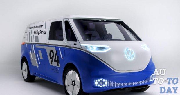 Электрический VW I.D. Buzz Cargo готовится к североамериканскому дебюту