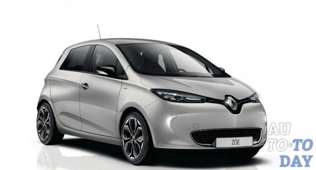 Renault обнародовал версию ZOE S Edition