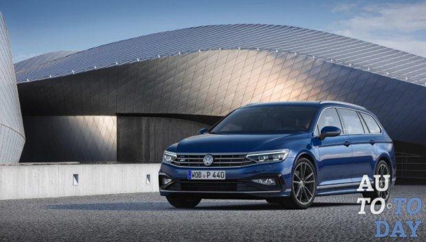 Женевский автосалон: новый Passat станет первым Volkswagen с автономным вождением