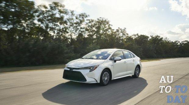 Эксперты оценили экологичность новой Toyota Corolla Hybrid