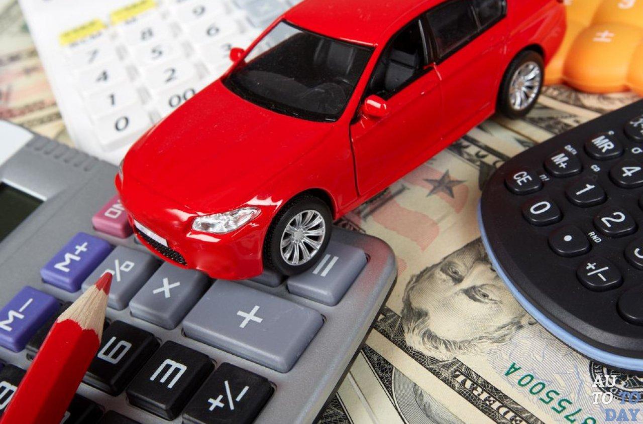 Стандартный кредит на автомобиль