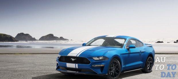 Ford работает над более мощным Mustang
