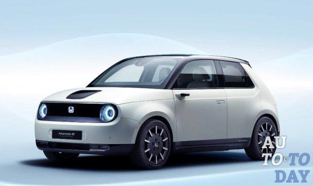 Honda намерена электрифицировать весь европейский ассортимент к 2025 году