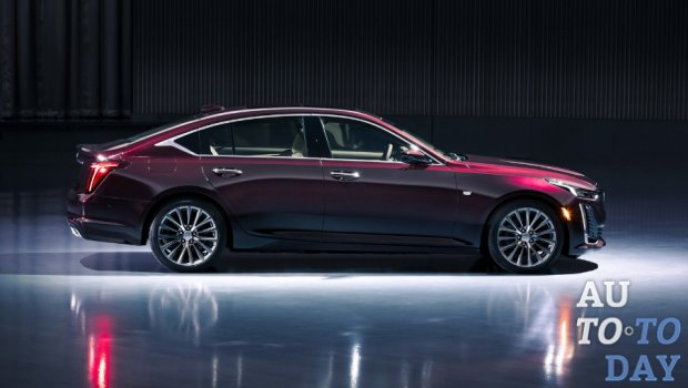 Новый Cadillac CT5 готов конкурировать с BMW 5-Series
