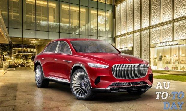 Mercedes-Maybach GLS будет стоить около 200 тысяч долларов