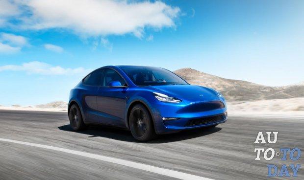 Tesla увеличивает стоимость Model Y на 1000 долларов