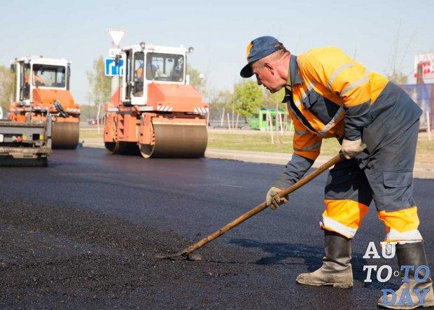 Украинские автомобильные дороги в беде: отрасль лишается специалистов
