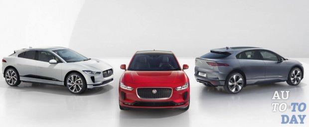 Jaguar разрабатывает несколько новых электромобилей