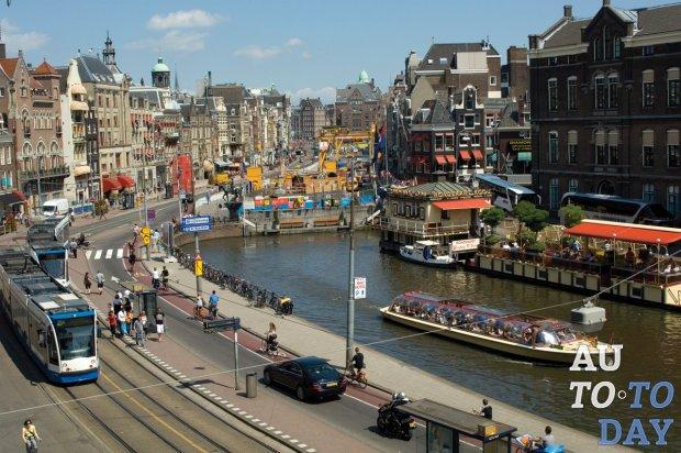 Амстердам запретит бензиновые и дизельные автомобили с 2030 года