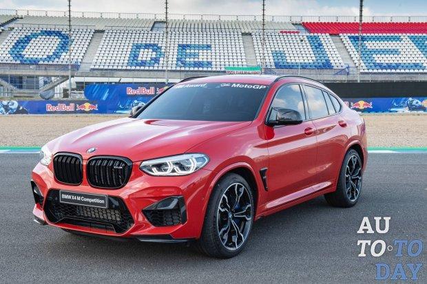 BMW X4 M Competition назван победителем соревнований BMW M Award
