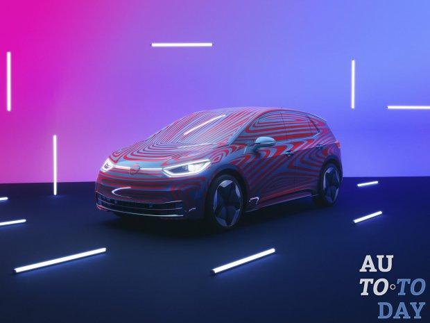 Электрический Volkswagen стоимостью менее 30 000 евро назван ID.3