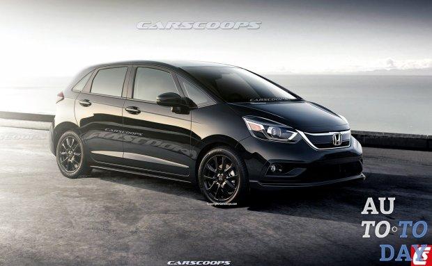 Новый Honda Jazz: дизайн, двигатели и остальные подробности
