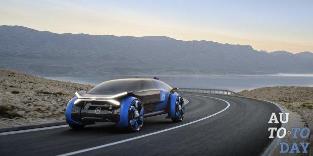 Citroen представляет электрический концепт с дальностью хода до 800 км