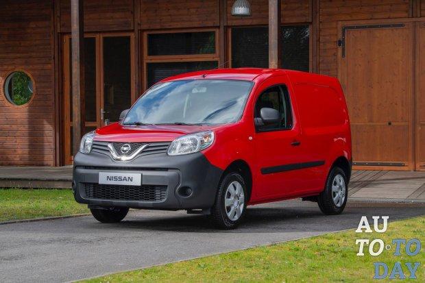 Компактный фургон Nissan NV250 дебютирует в Европе
