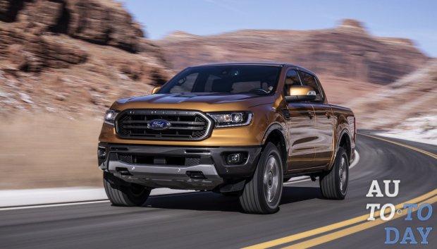 Ford отзывает некоторые Ranger и Fusion