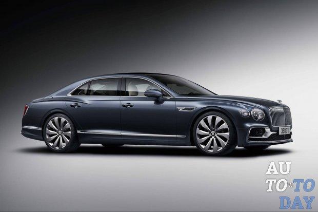Bentley электрифицирует линейку и запустит первый электромобиль в 2025 году