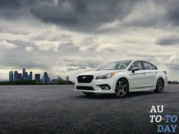 Некоторые владельцы Subaru Legacy и Outback могут обменять свои автомобили