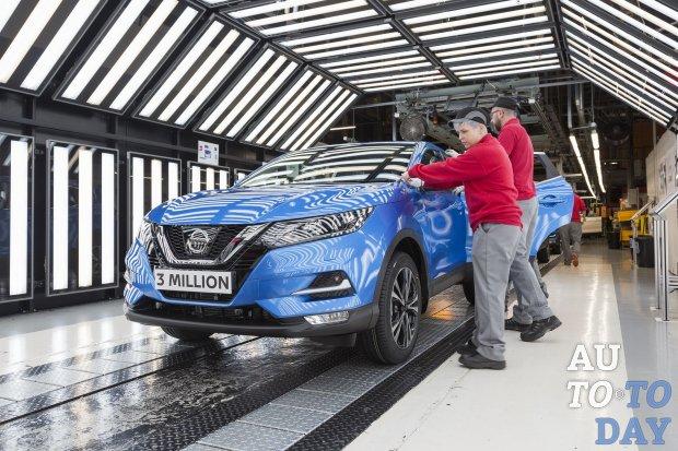 Nissan сокращает более 10 000 рабочих мест по всему миру