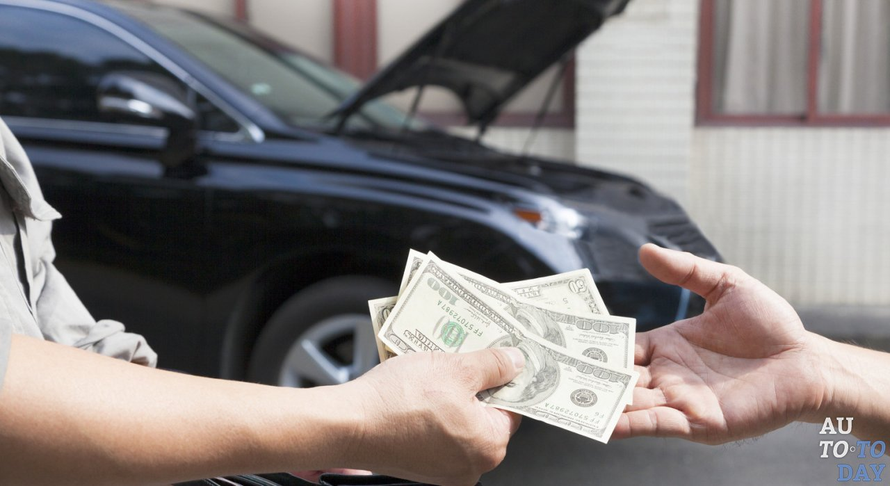 сколько нужно денег для переоформления авто