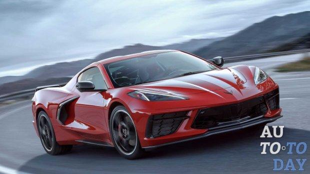 Новый Chevrolet Corvette Stingray практически распродан