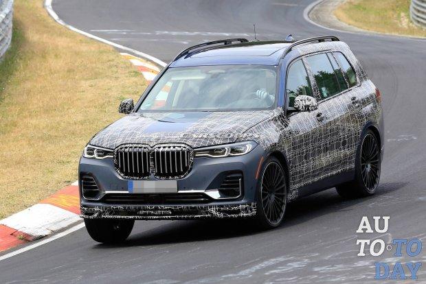 Alpina XB7 появится в качестве неофициального BMW X7 M