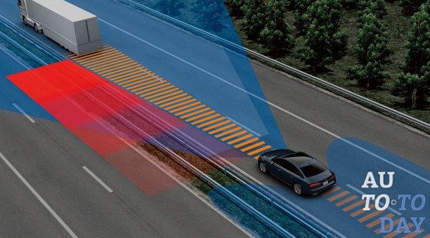 Расстояние между машинами при движении