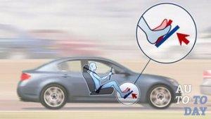Электронная педаль газа - как она работает?