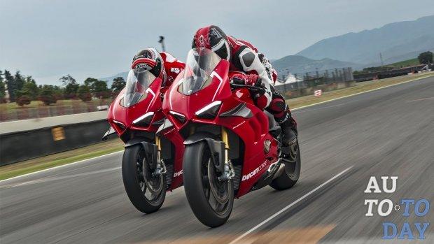 Назван рейтинг самых популярных мотоциклов в Украине этим летом