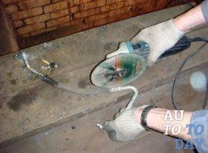 Ремонт трубки кондиционер