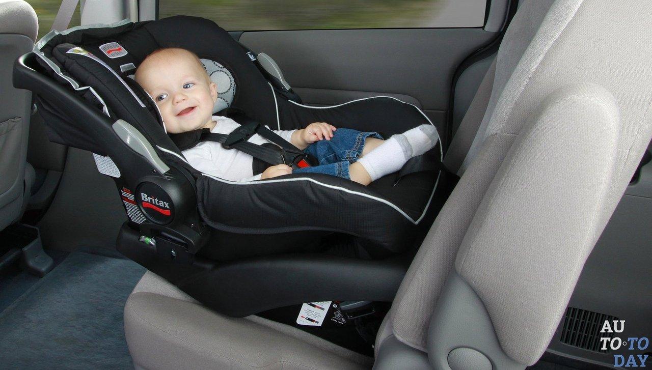 Автокресло для ребёнка