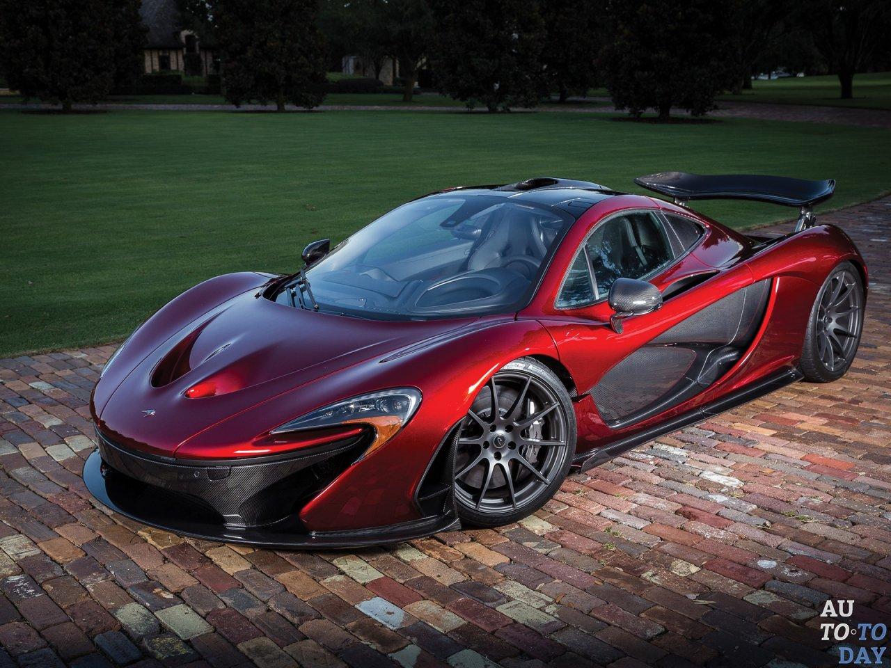 McLaren делает большие ставки на грядущий автомобиль