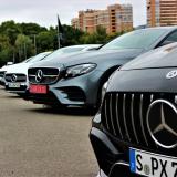Первое знакомство: Примеряем на себя линейку горячих суперкаров Mercedes-AMG