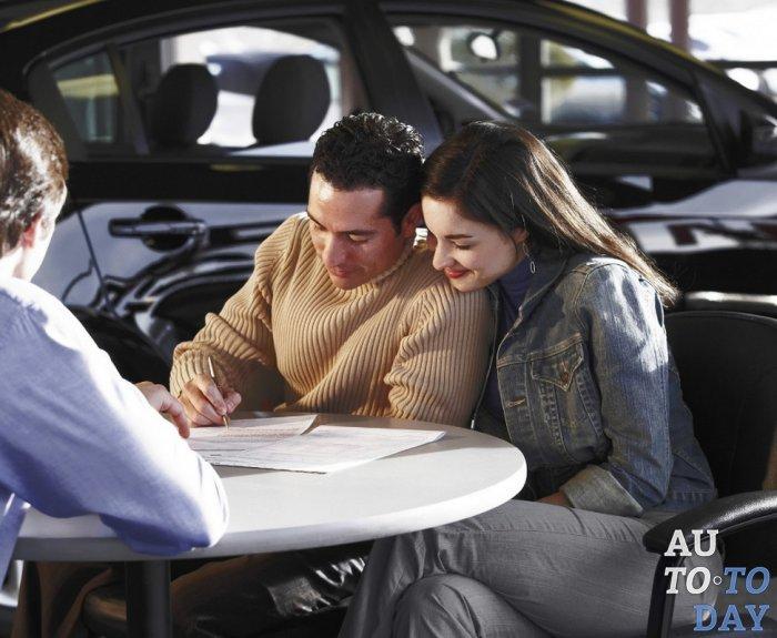 Авто в кредит без первого взноса одесса