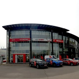 «Автомобильный центр Киев» Chery