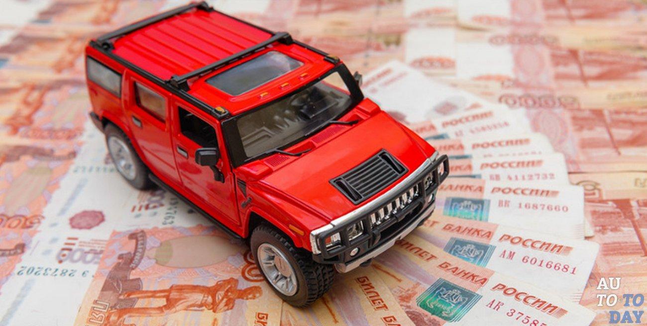 какой налог платить с аренды машины
