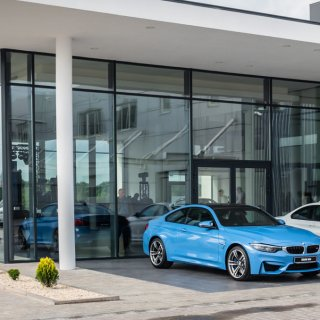 BMW «Ария Моторс»
