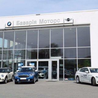 BMW MINI Бавария Моторс