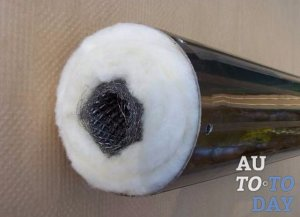 Прямоточный глушитель своими руками: легче купить, или изготовить?