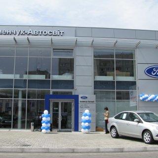Ford «Автохаус Кременчуг»