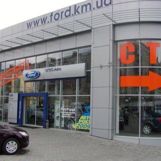 Ford «Опус-Авто Плюс»