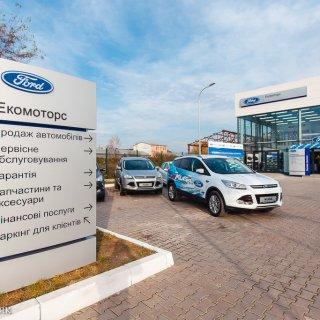 Ford «Екомоторс»