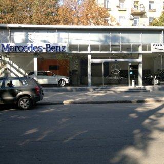 Mercedes-Benz «Автомобильный Дом Одесса»