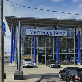 Mercedes-Benz Автомобильный Дом «Солли Плюс»
