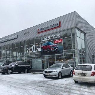 Mitsubishi Motors «Интеравто Полтава»
