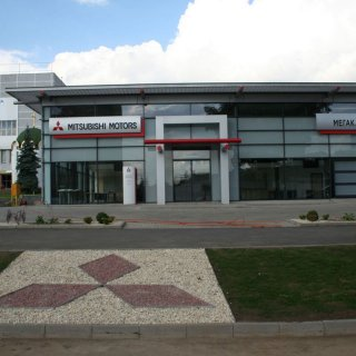 Mitsubishi Motors МегаКарс