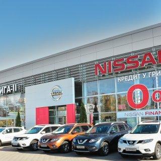 Nissan «ЛИГА-ІІ»
