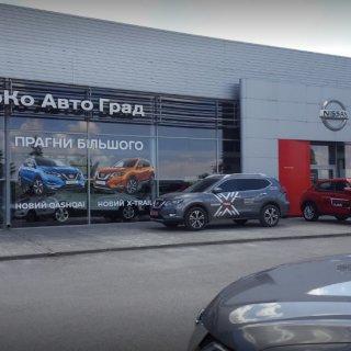 Nissan «ТерКо Авто Град»